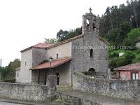San Vicente de la Barquera camino de Santiago Norte Sjeverni put sv. Jakov slike psihoputologija