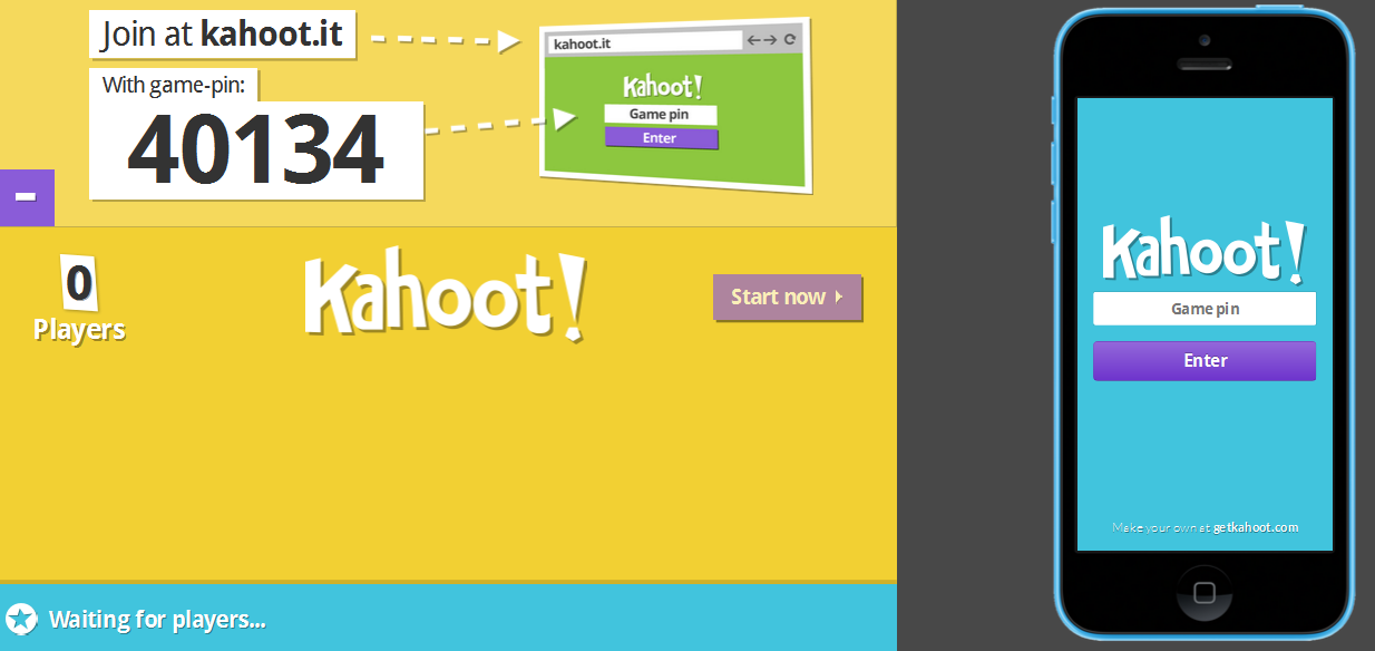 B S Life With English Kahoot Amazing Game Based Learning