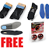 EXPIRED!! Free Shoes For Crews Socks or Other Items With $10 Off Coupon Code + Free Shipping
