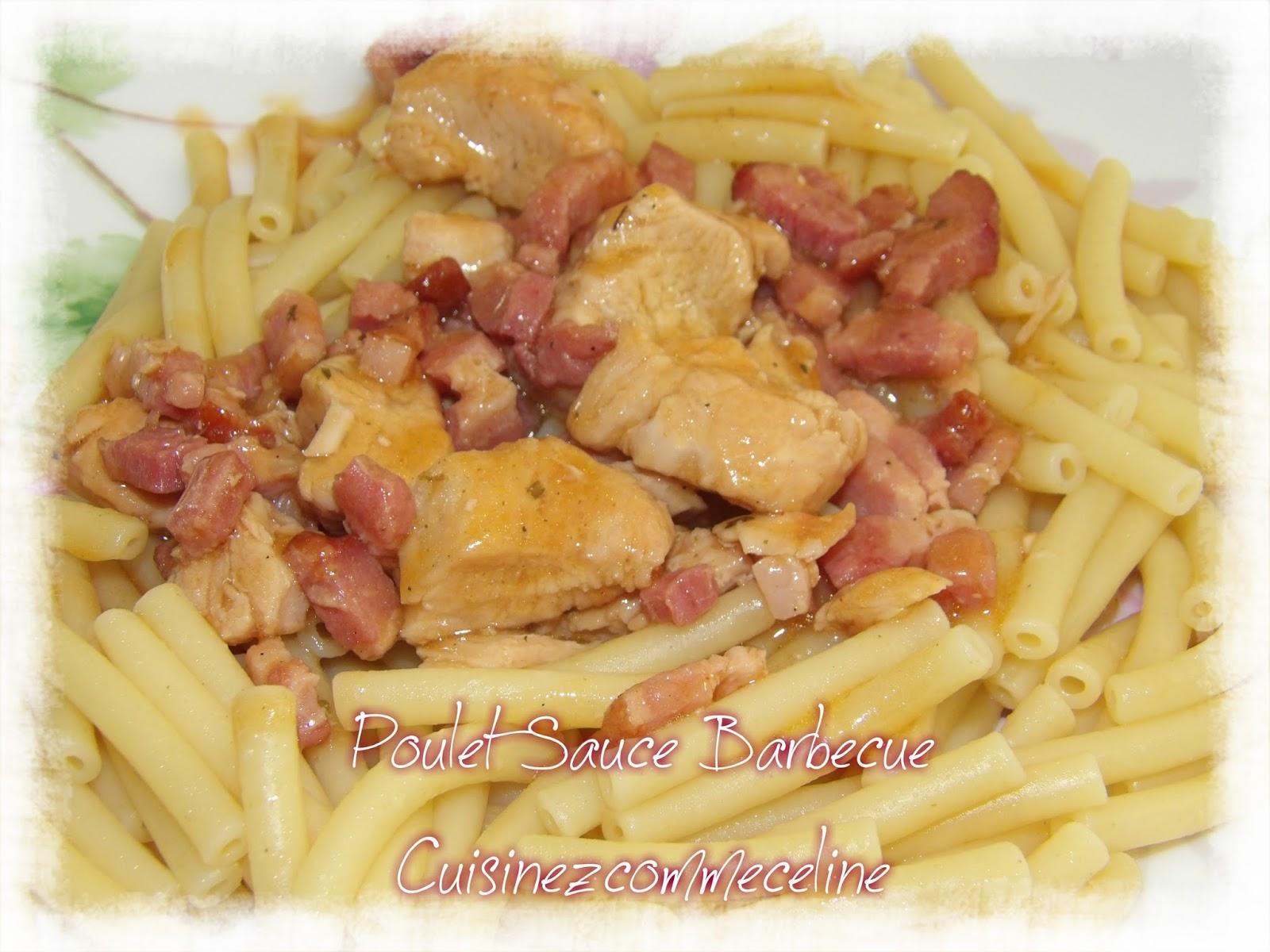 Cuisinezcommec lineetpoupette poulet sauce barbecue au cookeo for Marinade au paprika pour barbecue
