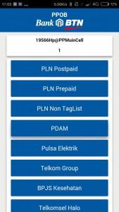 Contoh Aplikasi Terinstal Di HP / Android