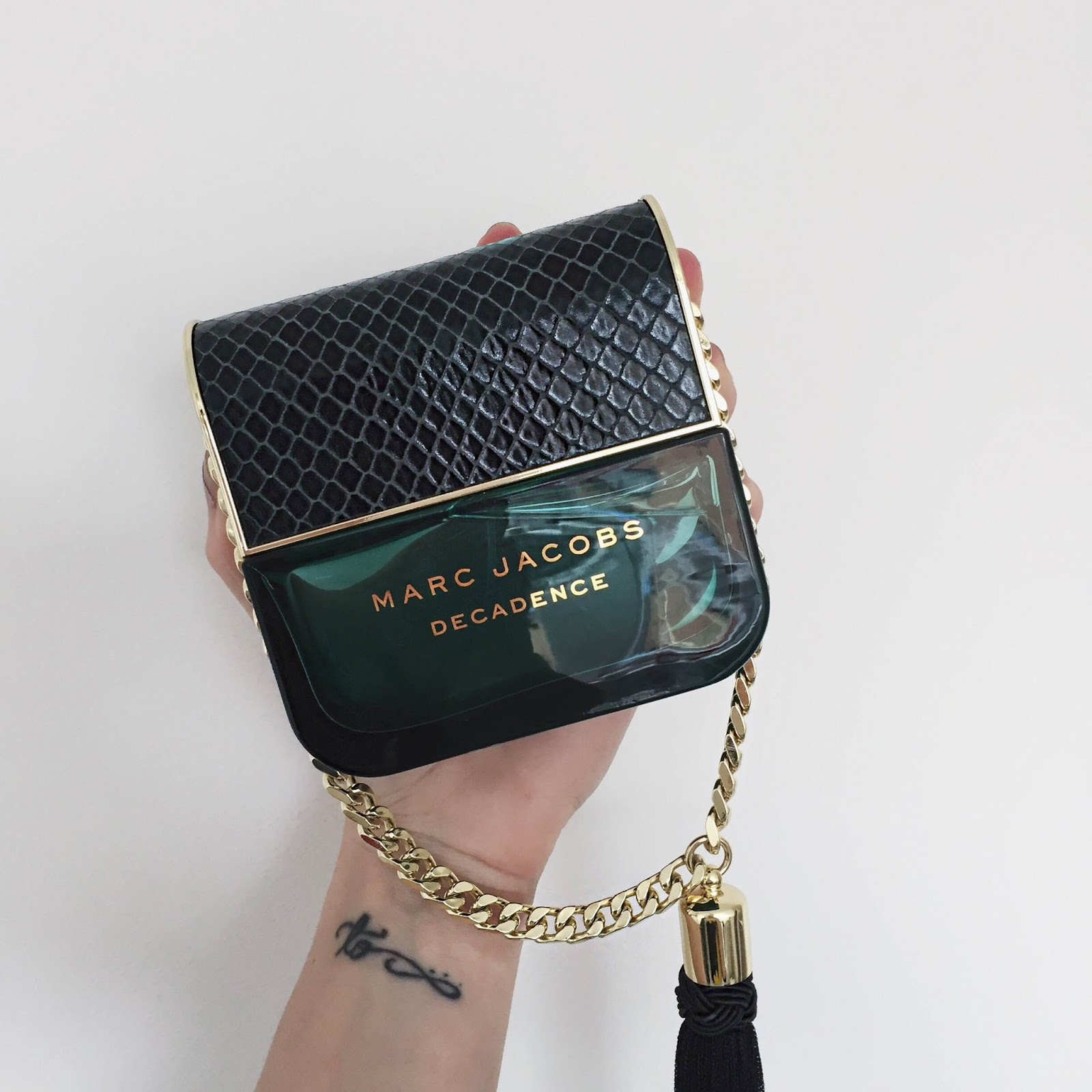 Marc Jacobs Decadence Born To Blend