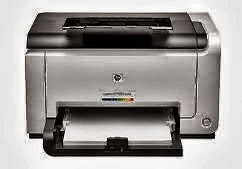 HP LaserJet Pro CP1025NW Printer Driver