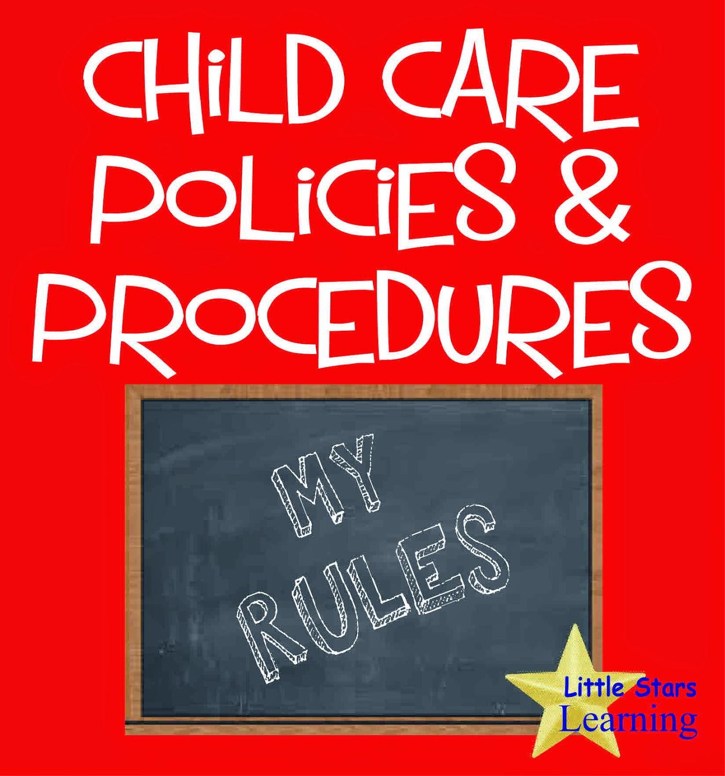 Childminder Policy Toolkit Childminding Policies Templates Viactu