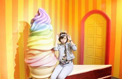 Lokasi Ice Cream World Jogjakarta