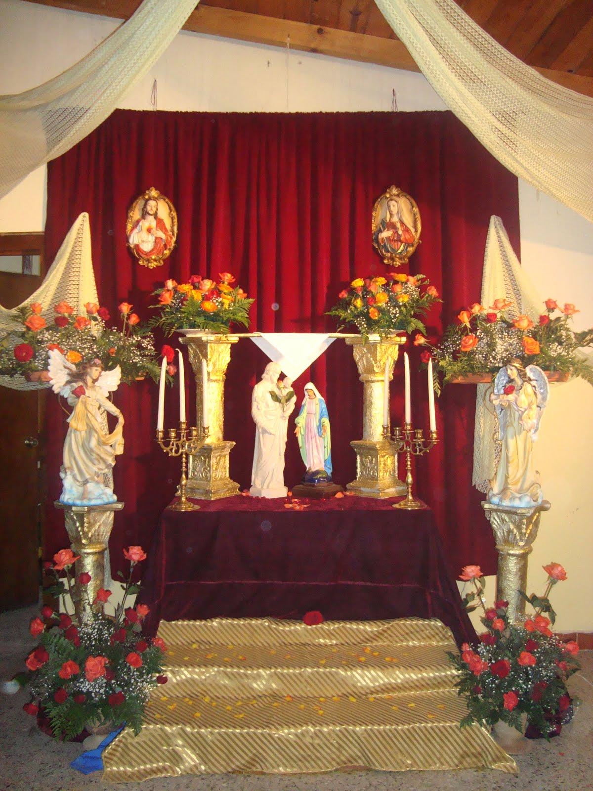 SEMINARIO MENOR SEOR SAN JOS Fiesta del Sagrado