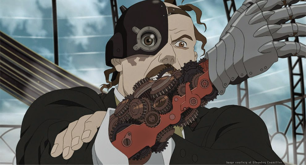 Phim Cậu Bé Hơi Nước (Steamboy)