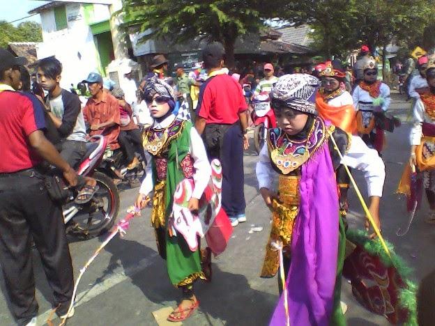 SDI Al Haddad Festival Karnaval Kecamatan Singgahan Tuban