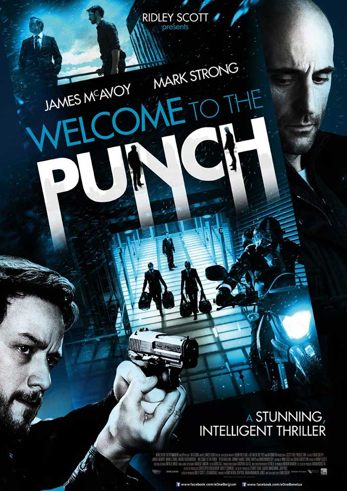 Welcome to the Punch (2013) ย้อนสูตรล่า ผ่าสองขั้ว