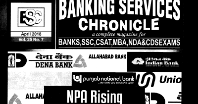 Banking Services Chronicle Magazine Pdf 2015