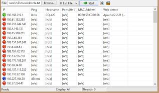 Angry IP Scanner Terbaru