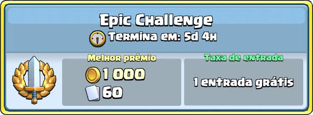 Decks Epic Challenge