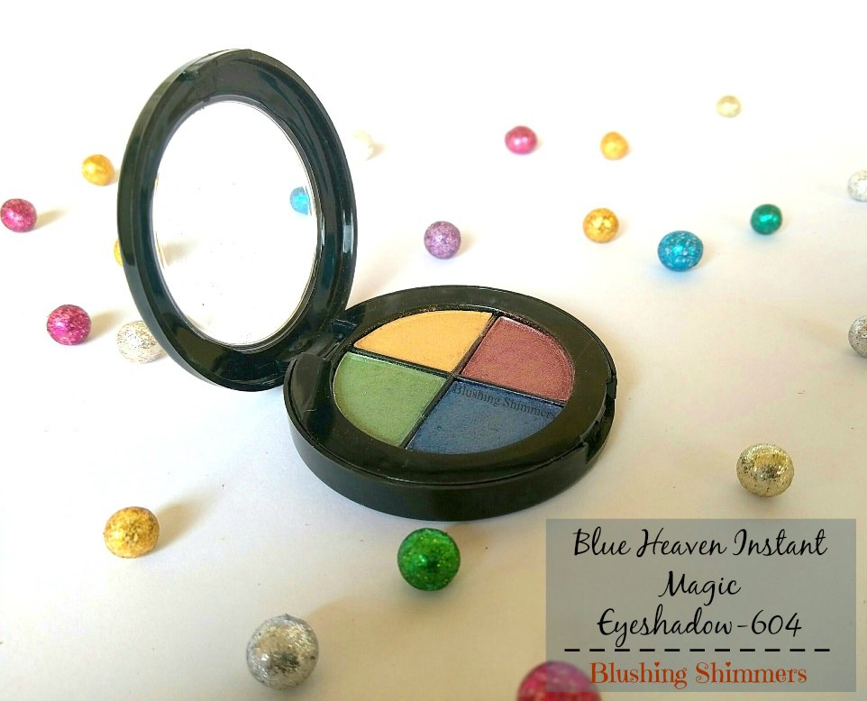 Blue Heaven Eye Magic Instant Eyeshadow