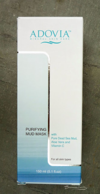 Adovia Purifying Dead Sea Mud Mask