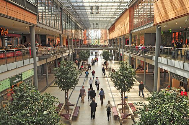 Shopping Potsdamer Platz Arkaden em Berlim