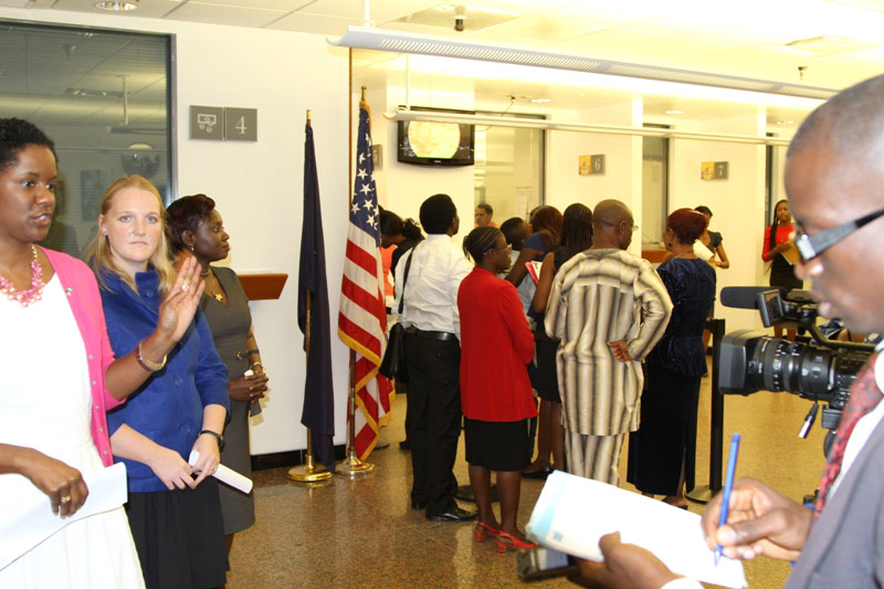 Image result for No more interview waivers for Nigerians on Visa renewals – US Embassy