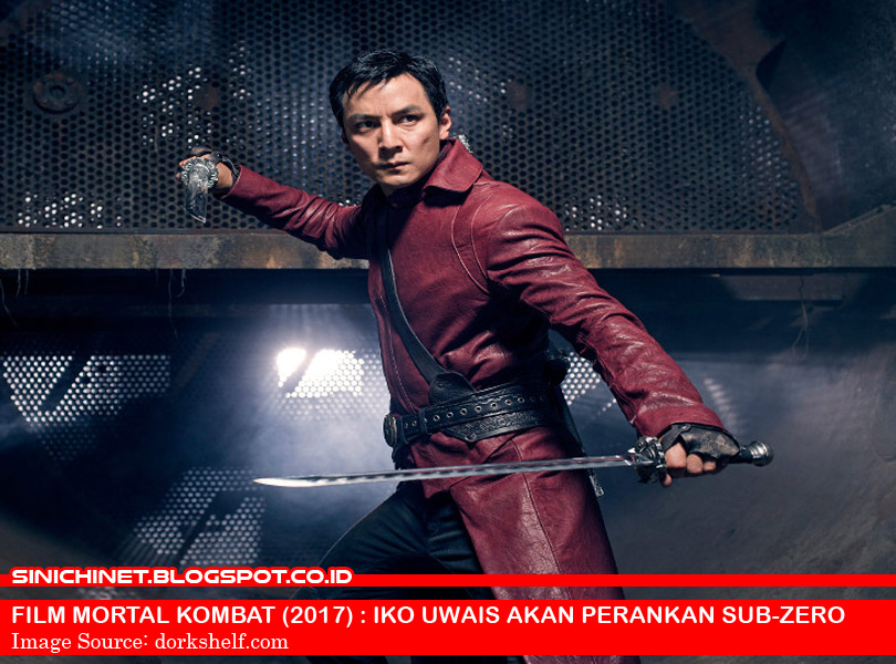 Film Mortal Kombat 2017 Iko Uwais Akan Perankan Sub Zero Nyata