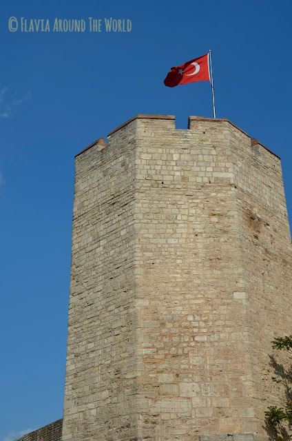 Torreón defensivo cerca de Edirnekapı