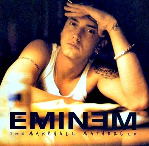 Eminem - The Marshall Mathers LP [2001 Limited Edition ...