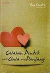 Catatan Pendek Untuk Cinta Yang Panjang - Boy Candra