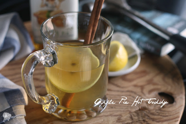 Apple Pie Hot Toddy inspired by Broken Homes and Gardens