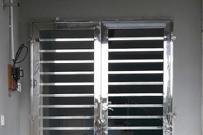 Pintu Kawat Stainless, Solusi Rumah Anti Nyamuk