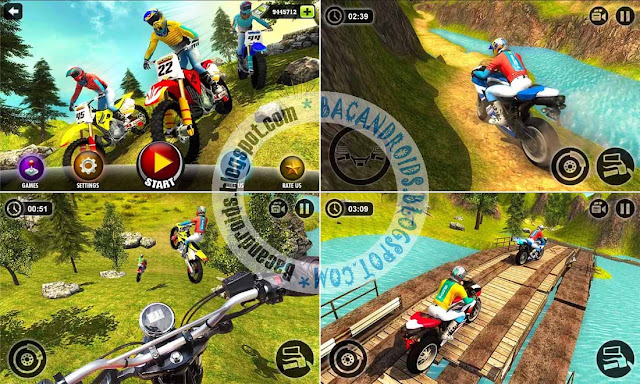 Download Uphill Motorbike Rider Apk Mod Versi Terbaru For Android