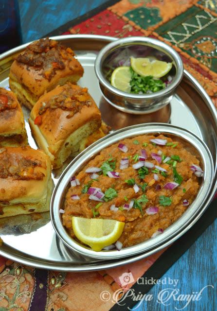 Mumbai Masala Pav Recipe