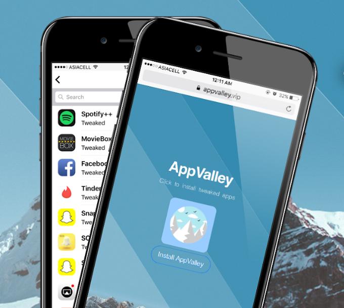 متجر جديد للايفون لتحميل تطبيقات بلص والالعاب appvalley