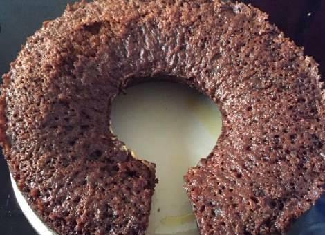 Kue Bolu Sarang Semut Atau Bolu Karamel Mudah Membuatnya