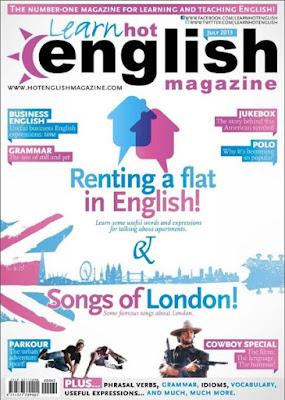 Hot English Magazine - Number 136