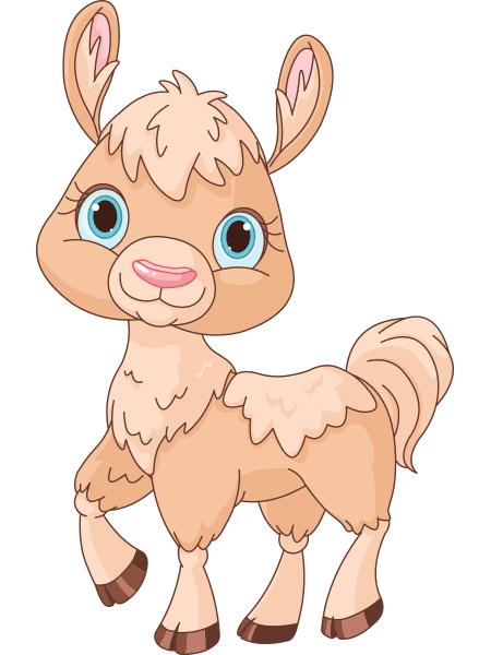 Cute Llama