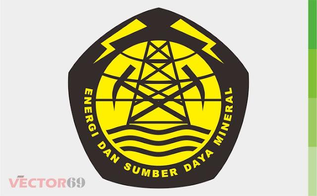 Logo Kementerian ESDM (Energi dan Sumber Daya Mineral) - Download Vector File CDR (CorelDraw)