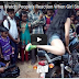 Amazing Video Watch People's Reaction When Girl Stunt With Royal Enfield Bullet