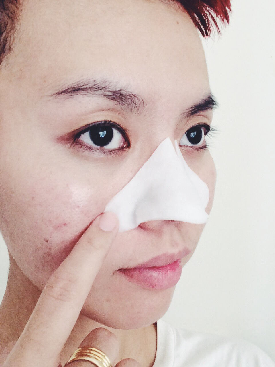 Product review innisfree jeju volcanic blackhead 3 steps program step 1 pore opening sciox Choice Image