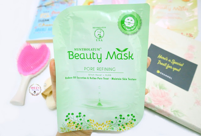 Mentholatum Beauty Mask Review