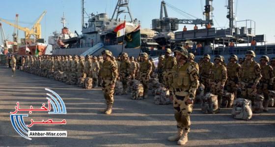 القوات المسلحة فى قناة السويس