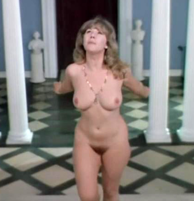 naked Hellen mirren