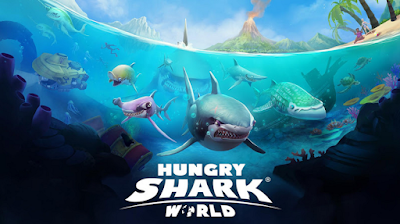 Hungry Shark World v2.2.0 Full Mod Apk Latest