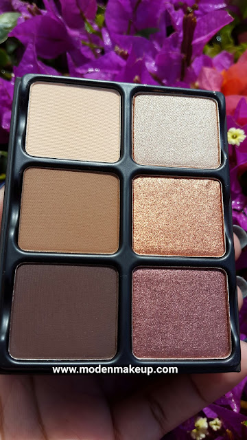 Viseart Theory Palette '02 Minx' - www.modenmakeup.com