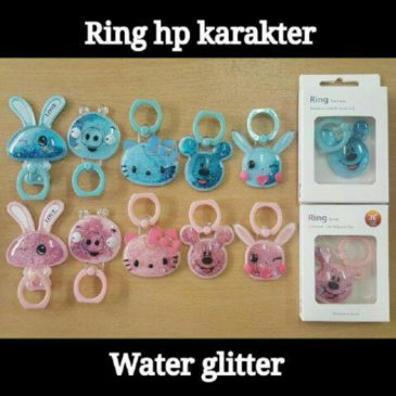 RING STAND IRING HP WATER GLITER
