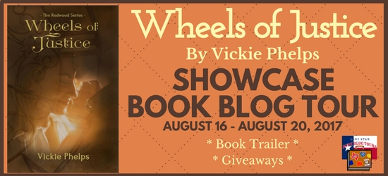Wheels of Justice by Vickie Phelps