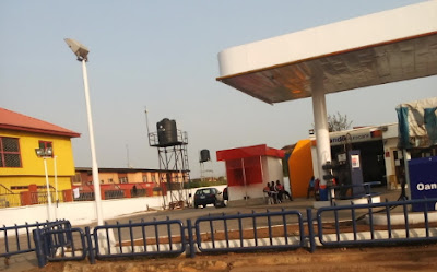 fuel stations close scarcity