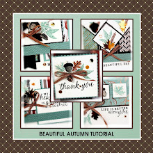October 2020 Beautiful Autumn Tutorial