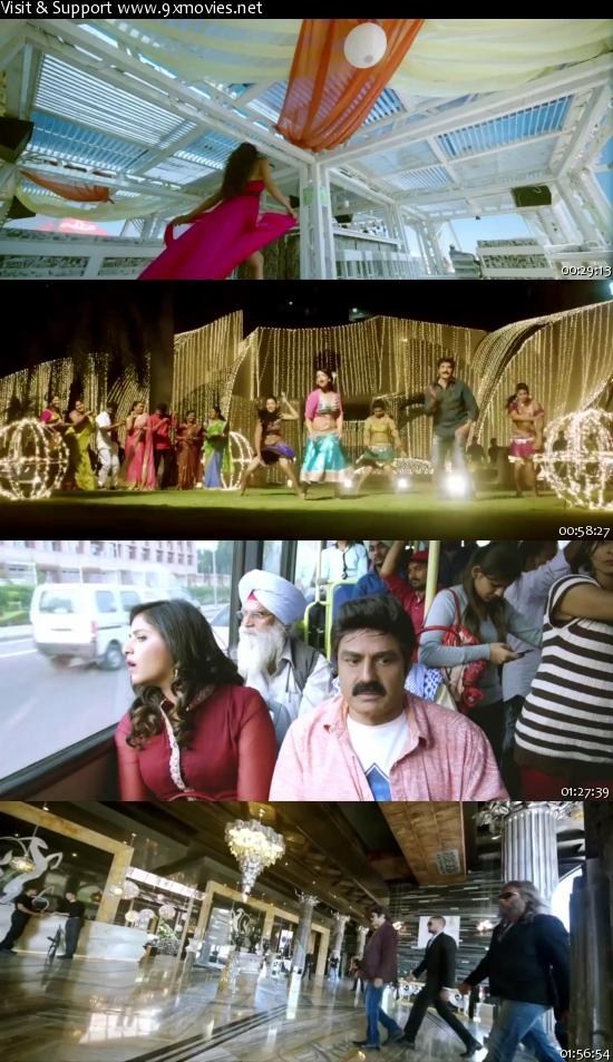 Dictator 2016 UNCUT Dual Audio Hindi 720p HDRip
