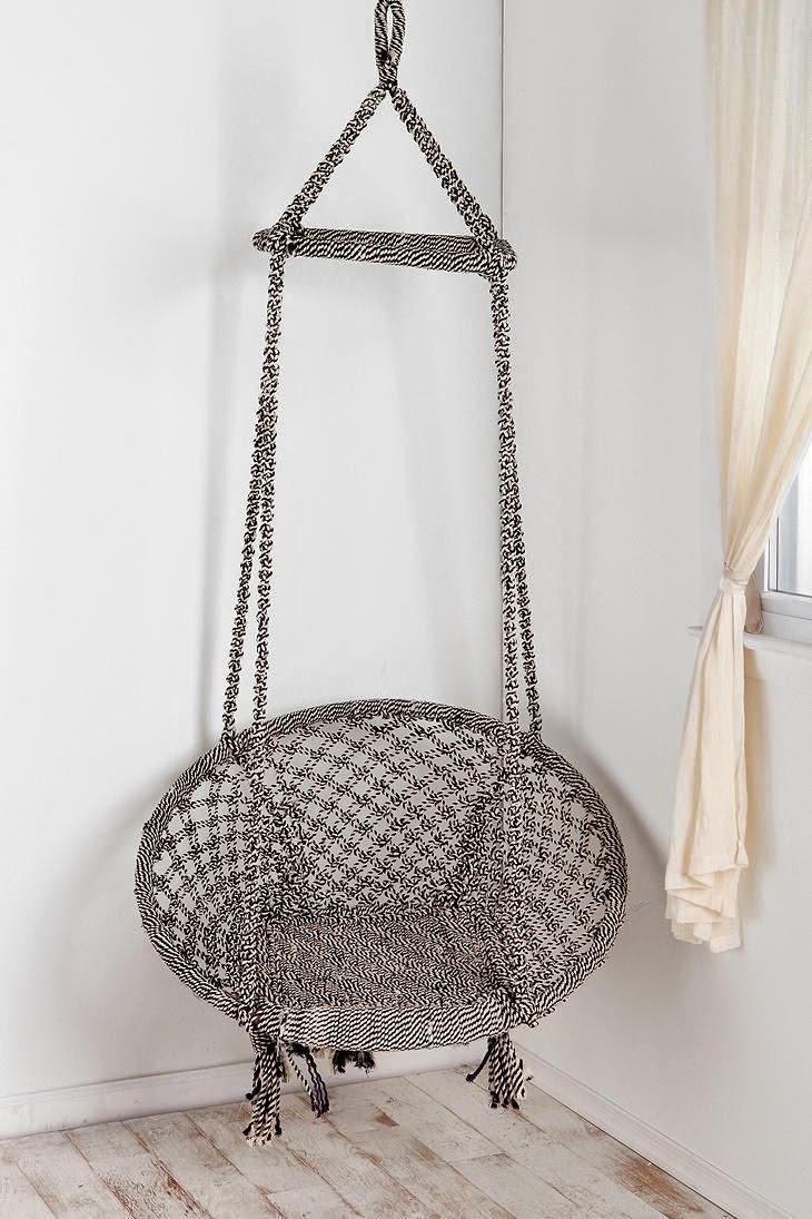Hangstoelen voor binnen & buiten: Oosterse hangstoelen ...