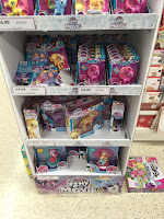 New MLP The Movie Merch at Tesco