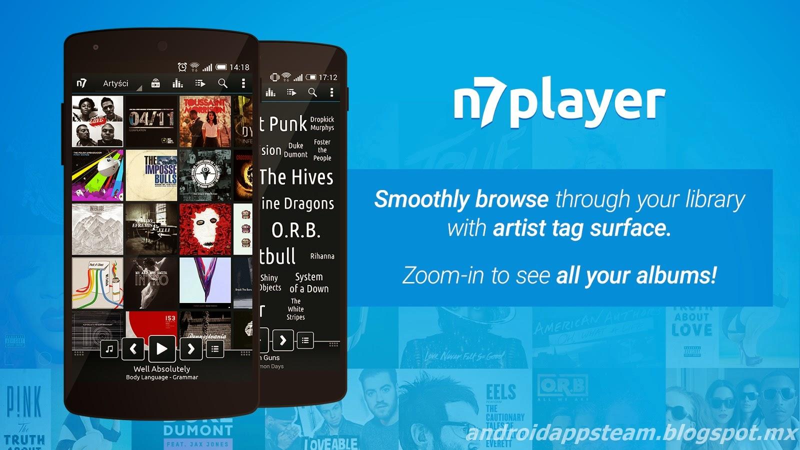 N7player music player unlocker latest version apk | androidappsapk. Co.