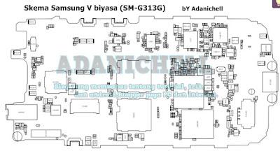 Skema Samsung V biyasa (SM-G313H)