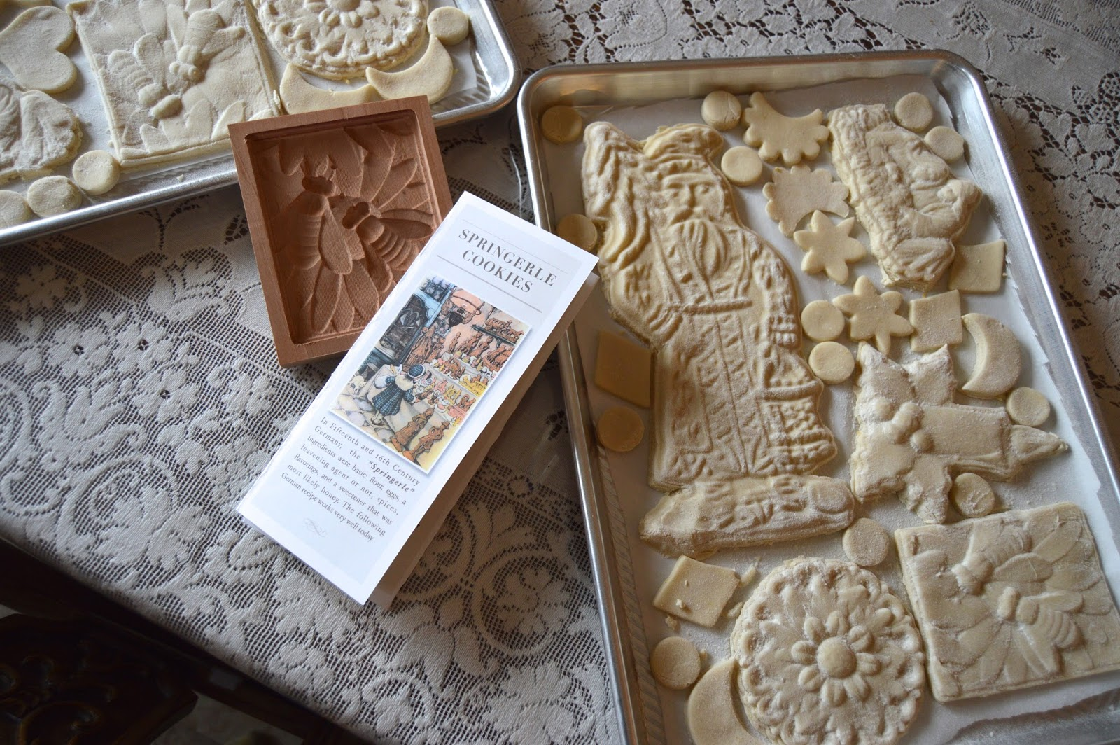 Artisans Boutique German Cookies And Cookie Boards